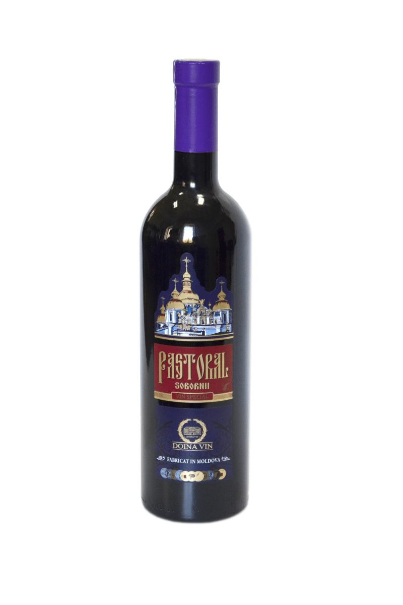 Kagor Pastoral wino mołdawskie czerwone słodkie