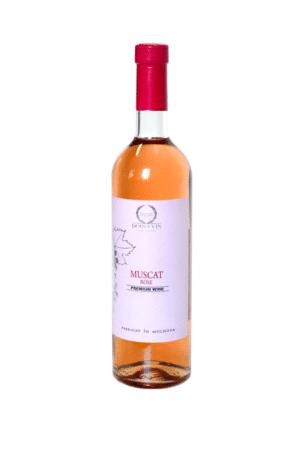 Muscat Amador wino mołdawskie różowe półsłodkie