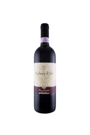 BARBERA D'ASTI DOC LINIA SELEZIONE wino włoskie czerwone półwytrawne