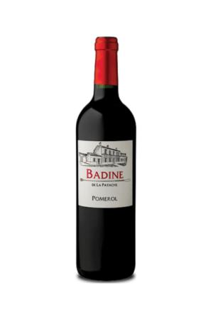 Badine De La Patache 2015 wino francuskie czerwone wytrawne