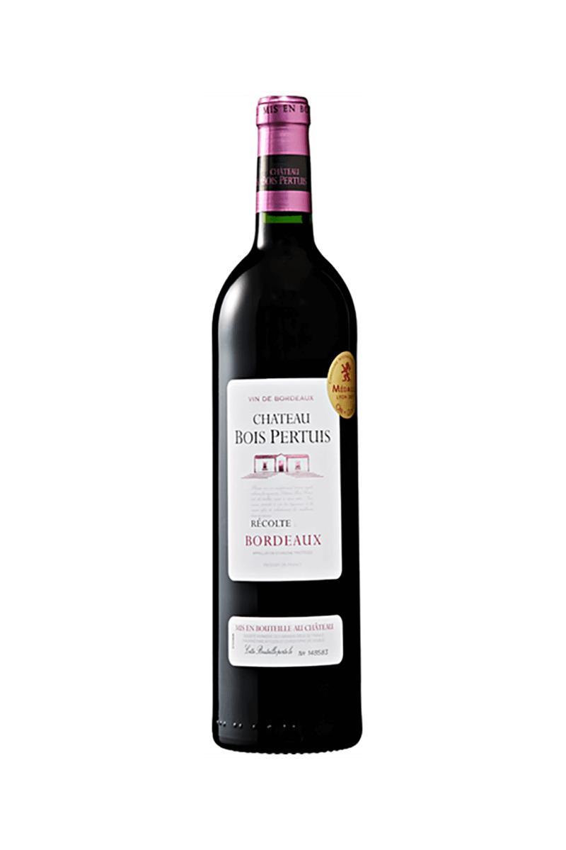 CHÂTEAU BOIS PERTUIS 2016 wino francuskie czerwone wytrawne