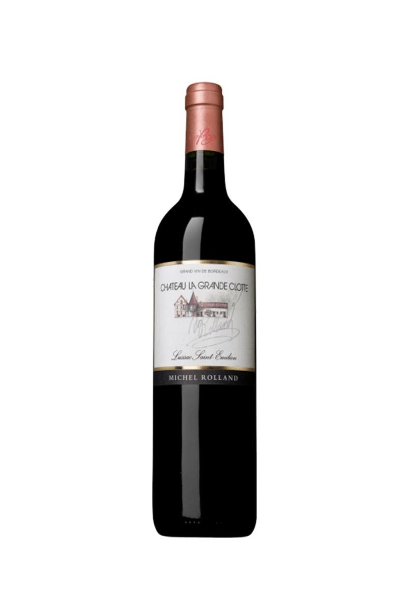 CHÂTEAU LA GRANDE CLOTTE (Michel Rolland Collection) 2014 wino francuskie czerwone wytrawne