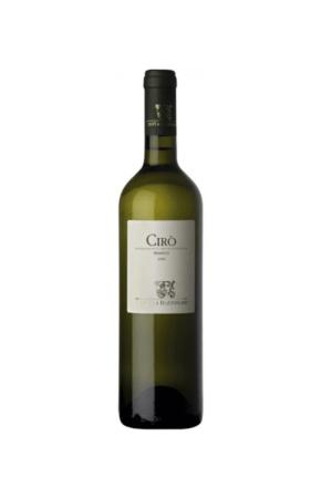 CIRO' DOC wino włoskie białe wytrawne
