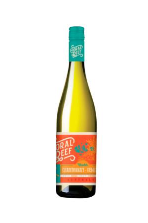 Coral Reef Chardonnay Semillon wino australijskie białe wytrawne