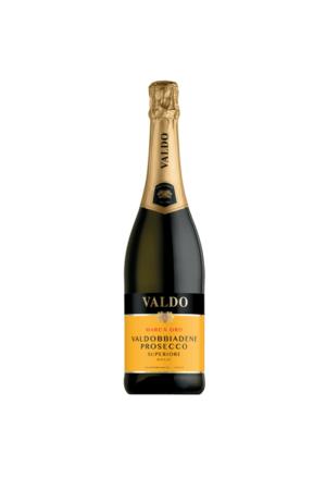DOCG MARCA ORO PROSECCO DI VALDOBBIADENE wino włoskie białe półwytrawne musujące