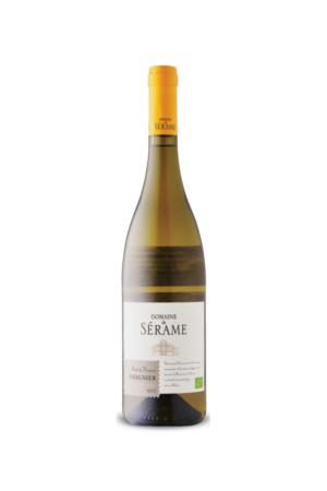 Domaine de Serame Viognier Bio wino francuskie białe wytrawne
