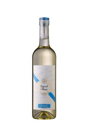 Domeniile Muscat Ottonel wino rumuńskie białe półwytrawne