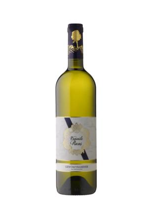 Domeniile Recas Gewurtztraminer wino rumuńskie białe półsłodkie