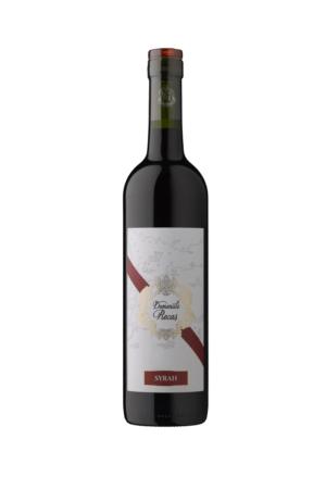 Domeniile Recas Syrah wino rumuńskie czerwone wytrawne