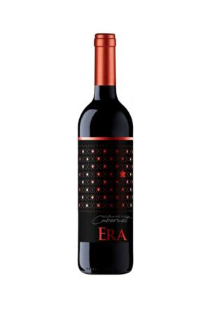ERA CABERNET wino mołdawskie czerwone półwytrawne