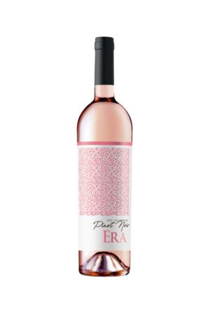 ERA PINOT NOIR wino mołdawskie różowe półsłodkie