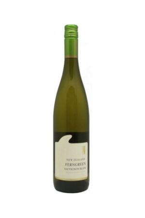 Ferngreen Sauvignon Blanc wino nowozelandzkie białe wytrawne