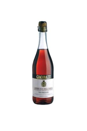 GIA Lambrusco IGT Emilia Rosa wino włoskie różowe półsłodkie musujące
