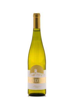 Godyla Johanniter 2019 wino polskie białe wytrawne