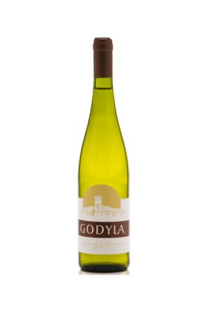 Godyla Siegerrebe & Johanniter 2019 wino polskie białe półwytrawne