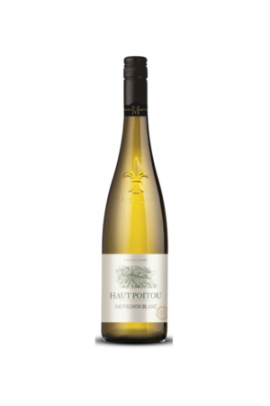 Haut Poitou Sauvignon Blanc Marcel Martin wino francuskie białe wytrawne