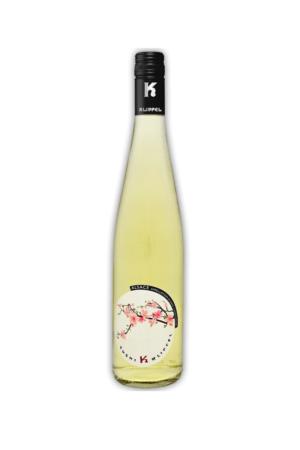 Klipfel Alsace AOP Sushi wino francuskie białe półwytrawne