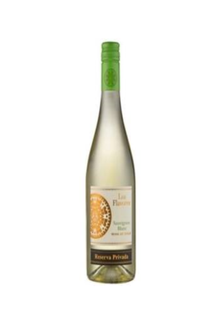 Los Flavores Savignon Blanc wino chilijskie białe wytrawne