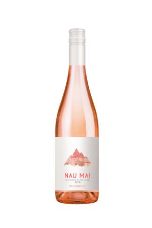 Nau Mai Sauvignon Blanc Blush wino nowozelandzkie różowe wytrawne