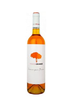 PASION ORANGE wino hiszpańskie kolorowe półsłodkie