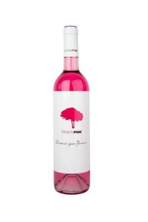 PASION PINK wino hiszpańskie różowe półsłodkie