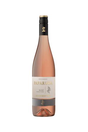 Papruda Rose wino rumuńskie różowe wytrawne
