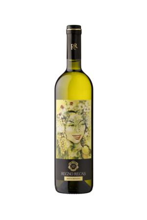 Regno Recas rhein riesling wino rumuńskie białe wytrawne