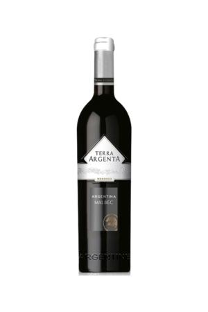 Terra Argenta Malbec wino argentyńskie czerwone wytrawne