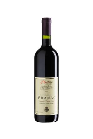 VRANAC wino czarnogórskie czerwone wytrawne