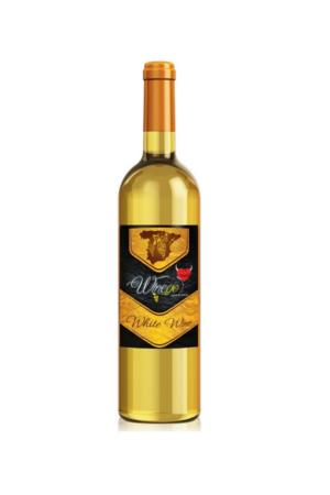WineGO White wino hiszpańskie białe półsłodkie
