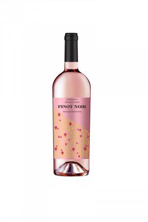 Incantare Pinot Noir wino mołdawskie różowe półsłodkie