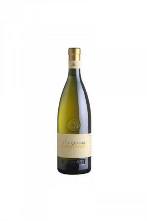 """""""La Quaiare"""" Lugana Bertani DOC wino włoskie białe wytrawne"""