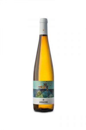 Arrocero Blanco Semi Dulce wino hiszpańskie białe półsłodkie