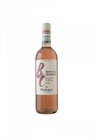Bardolino Chiaretto DOC Linia Colori d'Italia wino włoskie różowe półwytrawne
