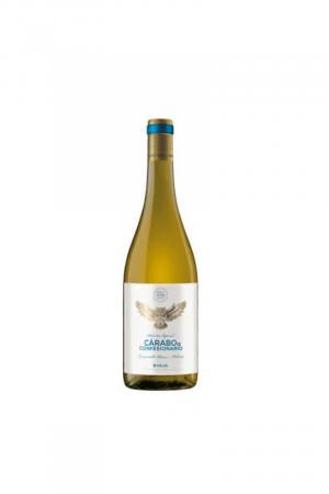 CÁRABO DE CONFESIONARIO BLANCO wino hiszpańskie białe wytrawne