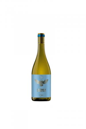 CÁRABO RUMBO SUR wino hiszpańskie białe wytrawne
