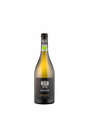 Castillo de Aresan Chardonnay wino hiszpańskie białe wytrawne