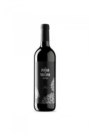 El Pinar de Villena Tinto wino hiszpańskie czerwone wytrawne