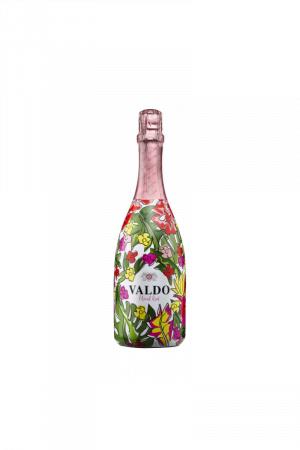 FLORAL JUNGLE EDITION 2018 wino włoskie różowe wytrawne