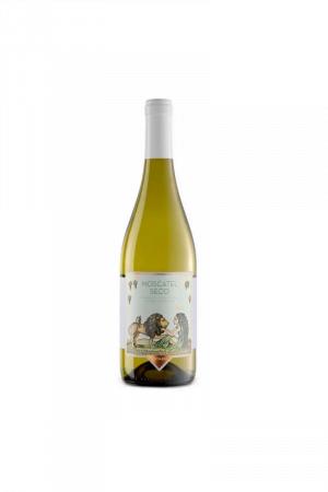 Fortaleza Moscatel Seco wino hiszpańskie białe wytrawne