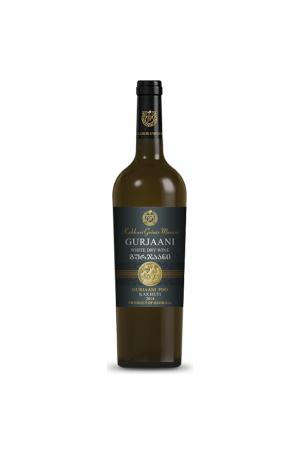 GURJAANI wino gruzińskie białe wytrawne