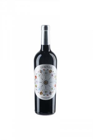 Juntos Garnacha wino hiszpańskie czerwone wytrawne