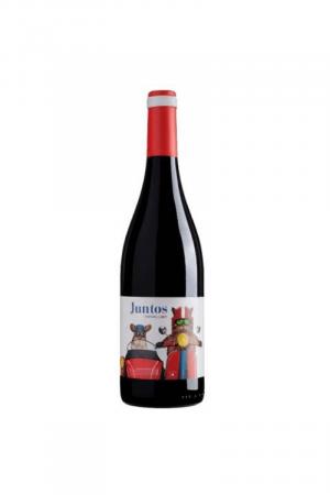 Juntos Tempranillo wino hiszpańskie czerwone wytrawne